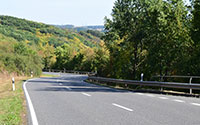Route balade