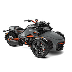 Spyder F3-S Special Edition